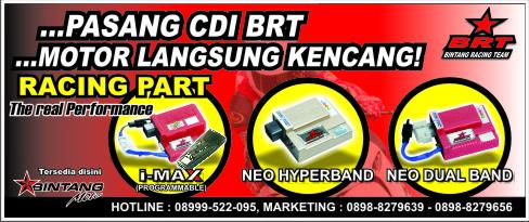 Banner CDI BRT
